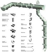 Водосточные системы купить в Минске