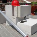 Перегородочные блоки газосиликатные (толщина 100 и 120мм)