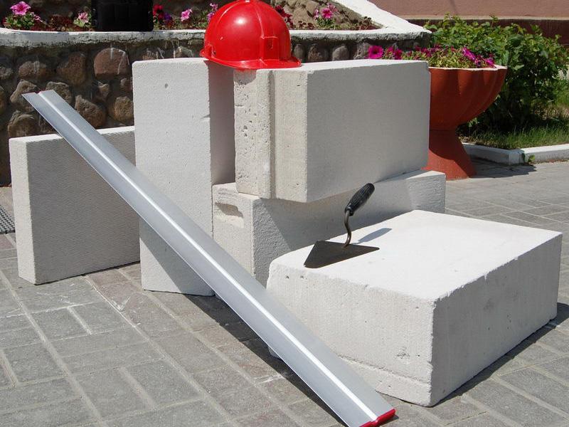 Газосиликатные блоки стеновые