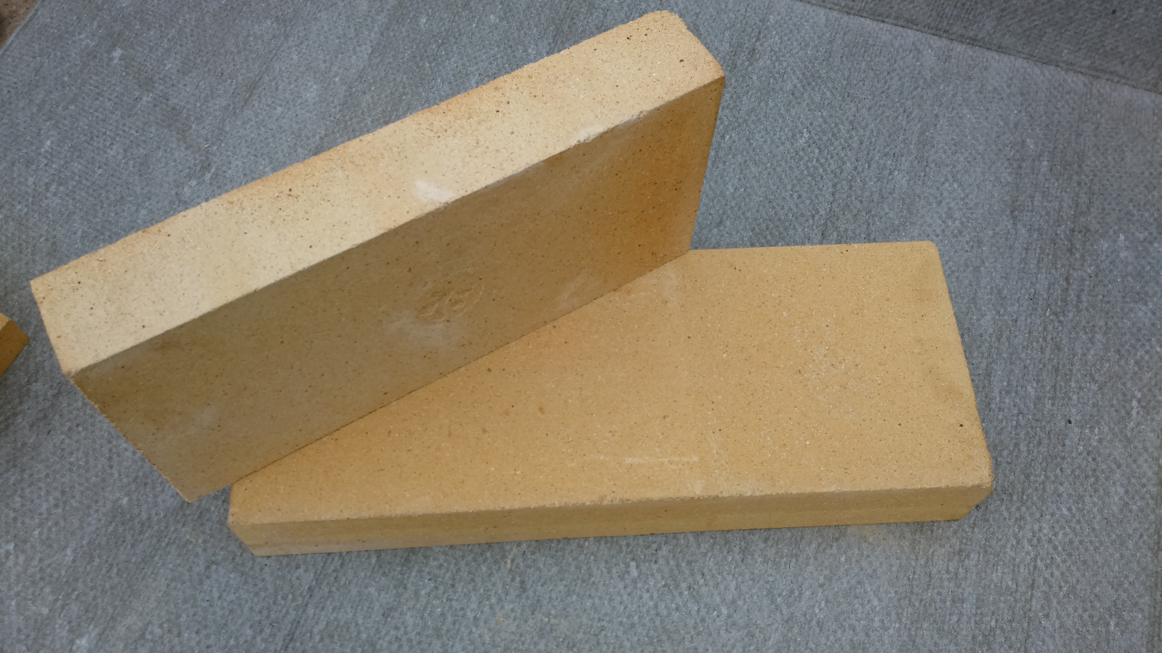 шамотный блок размеры