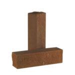 Кирпич узкий полнотелый тычковый (КУЛТ5) – цвета Шоколад