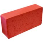 Печной керамический кирпич красный