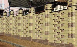 Забор Рубелэко