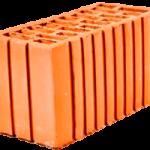 Кирпич (камень) керамический рядовой пустотелый двойной СТБ 1160-99
