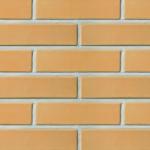 Облицовочный печной кирпич темно-желтый LODE DZINTRA 250х120х65