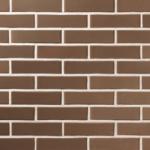 Облицовочный пустотелый кирпич коричневый BRUNIS 250x60x88